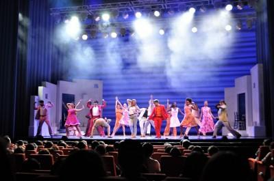 《媽媽咪呀!》狂潮襲台 表演幕後大公開