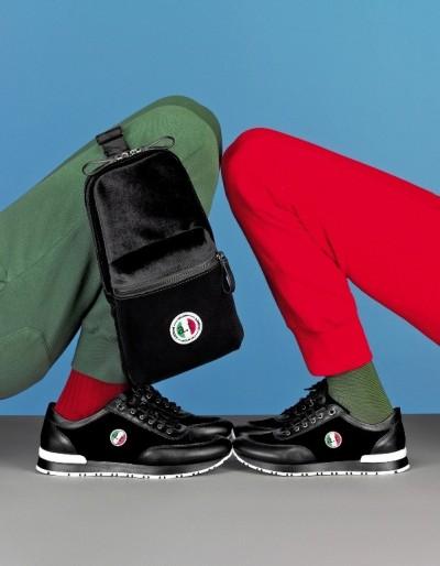 鞋皇慢跑「a.t」上場!青春活力展現都會風格
