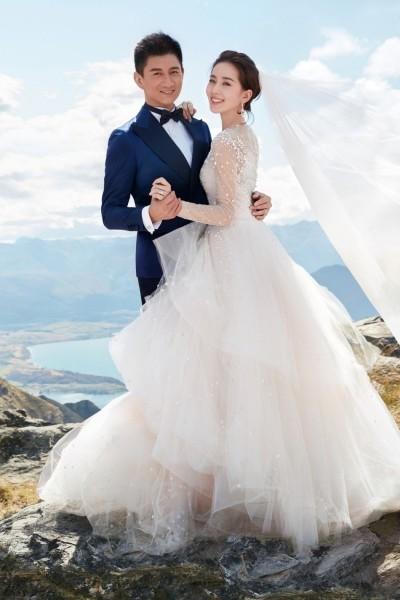 「台灣媳婦」劉詩詩有喜了!結婚3年爆肚藏雙胞胎