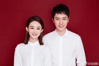 趙麗穎認嫁馮紹峰  靠這兩個字癱瘓微博