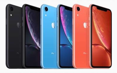 高調6色iPhone XR下週五開賣 預購竟是這顏色最熱門