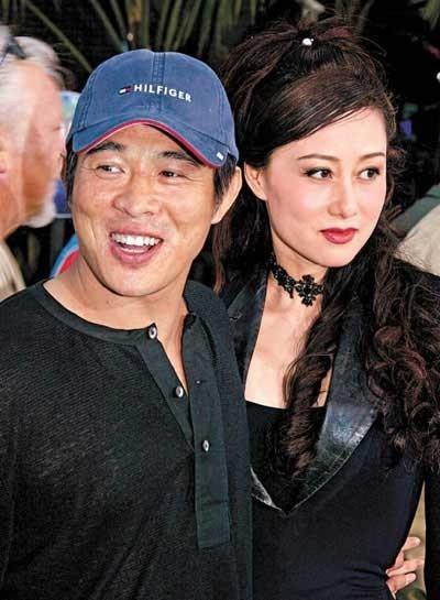 李連杰對老婆死心塌地 香港亞姐冠軍征服老公全靠這招