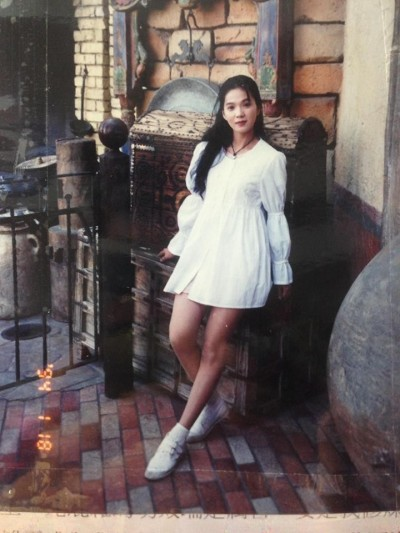 丁國琳24年前嫩照爆光!仙氣破表撞臉超紅韓星