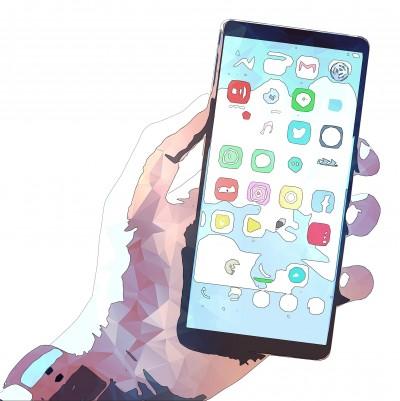 要手機還是要我  你選吧!