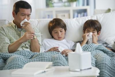 感冒吃藥快快好  其實是騙人的
