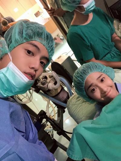 女星手術台恐怖驚魂 揭露主治醫生開刀偷捏