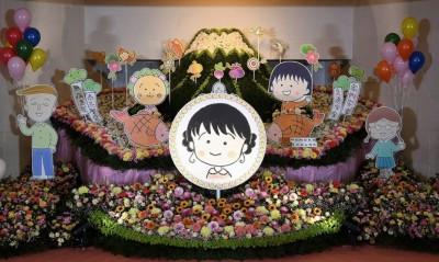 櫻桃子追思會湧千人 《小丸子》成員靈堂送別