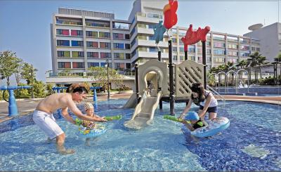 因應ITF旅展   麗寶樂園渡假區推全包式假期、消費滿額抽好禮
