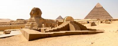 走進撒哈拉沙漠邊際  見識金字塔魅力