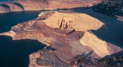 探尋埃及納瑟湖  輝煌古文明的法老奧秘