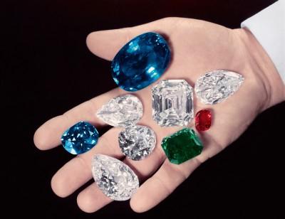 超狂!Harry Winston貼郵票寄鑽石 而且還是二次