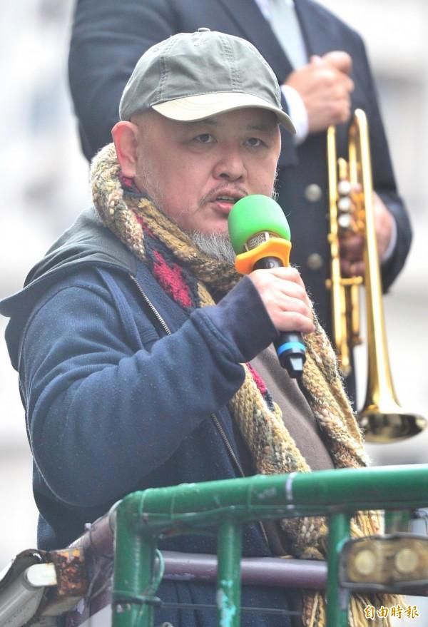 中國影人跑光後… 導演林正盛:金馬獎是中國電影的希望