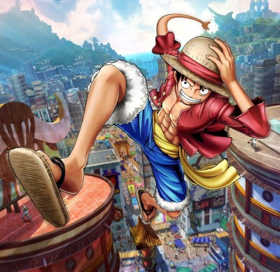 化身魯夫去冒險!《航海王 尋秘世界》繁中版遊戲 明年3月上市