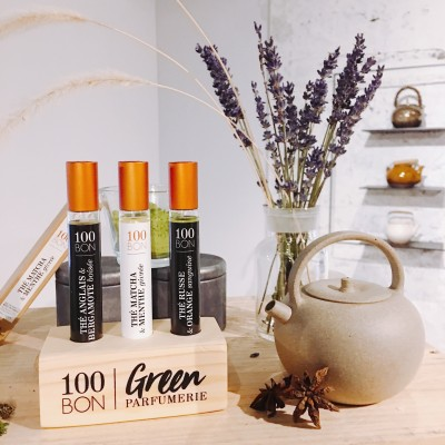 探究世界茶藝文化 100BON茶韵系列有內涵