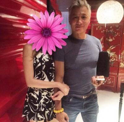 香港第一美男樂當星爸  23歲愛女天使面孔43吋長腿