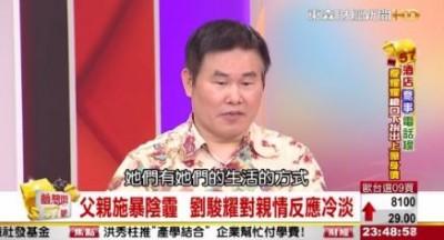 女兒斷聯15年    劉駿耀痛揭怨恨⋯真相令人心疼