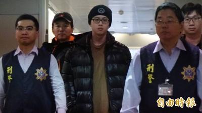 狄鶯獨子出獄回台灣了!父子現身說話了