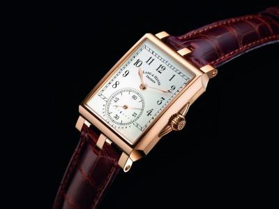 「歐洲製錶的最後一股清流!」方形錶收藏新寵