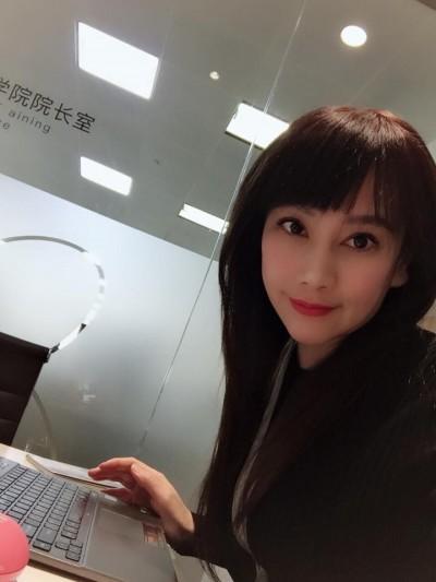 子宮長滿腫瘤瀕死   陳子璇重啟臉書報平安