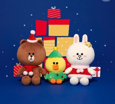 LINE FRIENDS換上耶誕裝扮!超萌限定周邊 每一款都想買回家