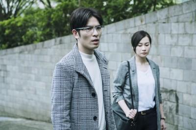蕭敬騰首部驚悚劇!同台金馬影后+氣質女神