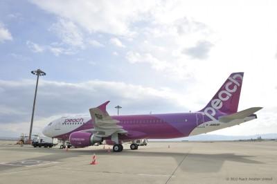 樂桃、香草航空進行整合  未來飛航網絡益加綿密
