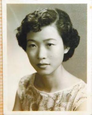 阿匹婆原來的藝名叫「愛子」,年輕時候的她非常清秀!(資料照,記者臺大翔攝)