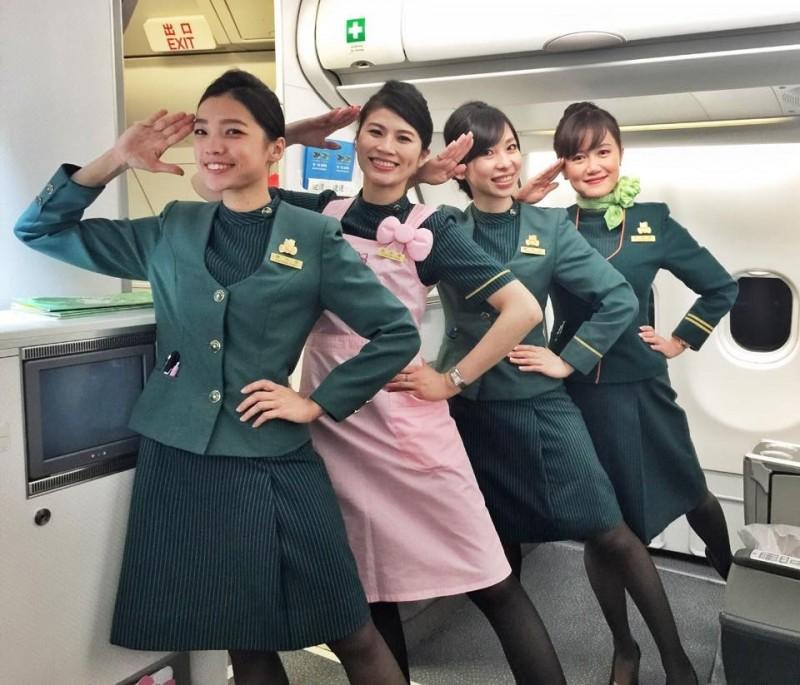 「長榮空姐」的圖片搜尋結果