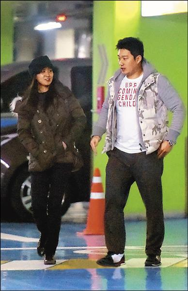 kwon yuri dating oh seung hwan and
