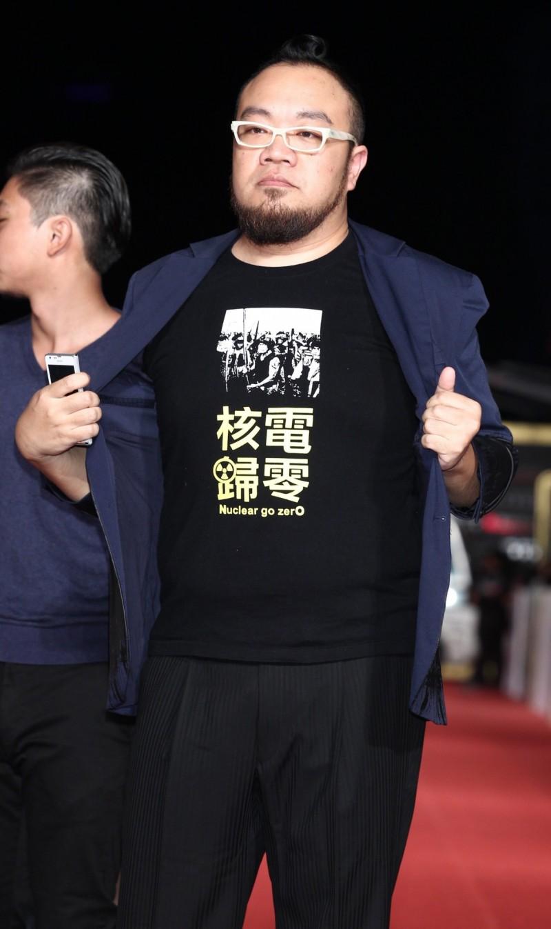 導演林正盛:反對抽菸規範創作