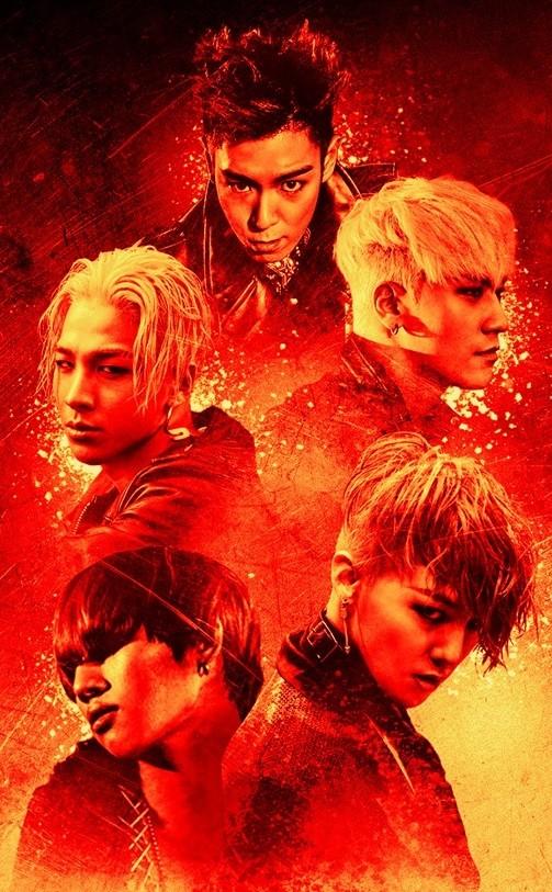 韓國團體Bigbang今年強勢回歸,卻被爆出無法出席MAMA典禮。(圖片擷取自Facebook)