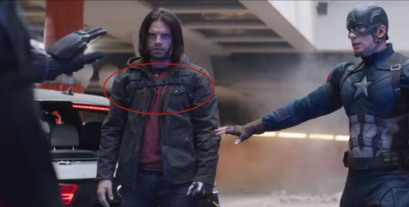 (有雷)《美隊3》酷寒戰士 逃亡背包究竟裝什麼?
