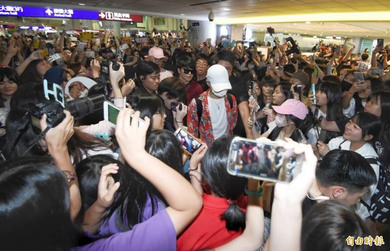 Resultado de imagen para bts airport taiwan