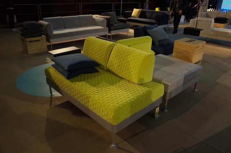 Ikea sofa hack intermission the super flexible soderhamn - Sofas del ikea ...