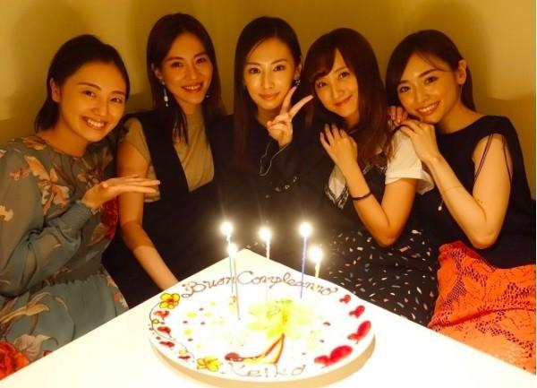 美少女戰士集合 北川景子生日宴「她」出現
