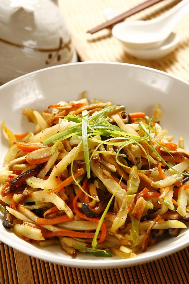 中華風榨菜什錦