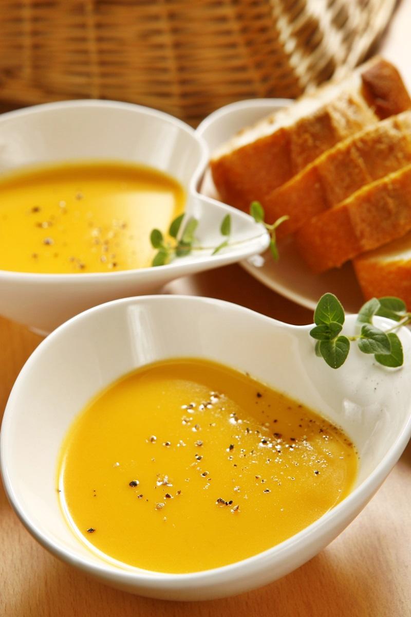金色地瓜濃湯