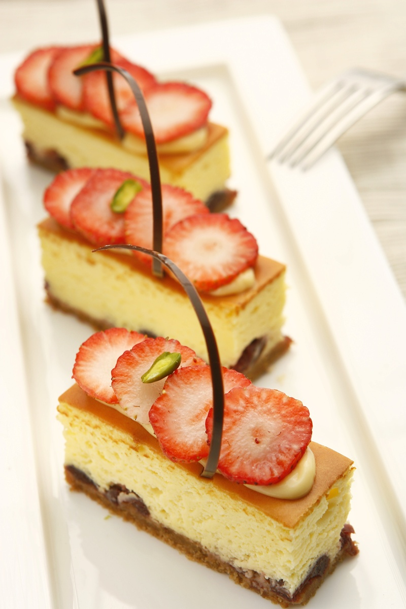 草莓檸檬乳酪蛋糕