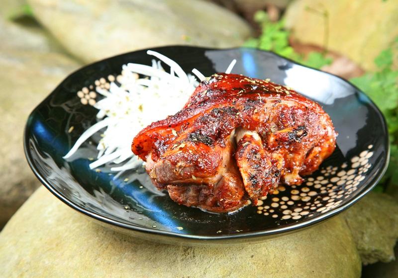 越式紅酒烤豬腳