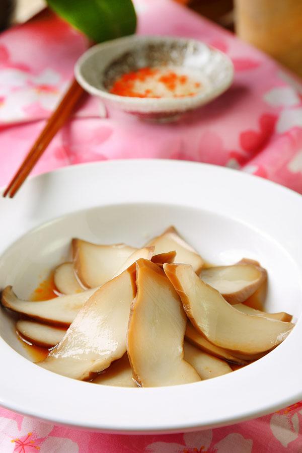 椒麻滷杏鮑菇