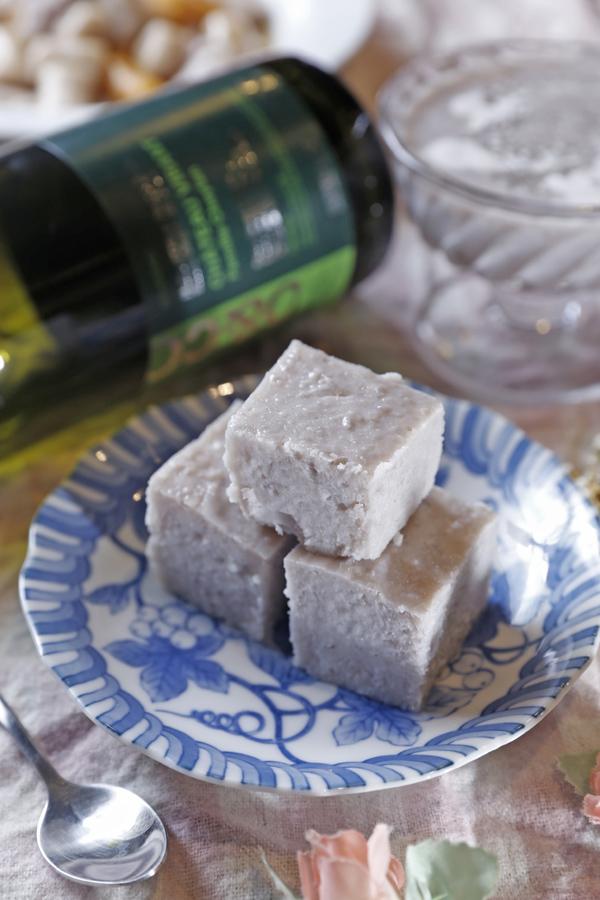 芋頭牛奶冰磚