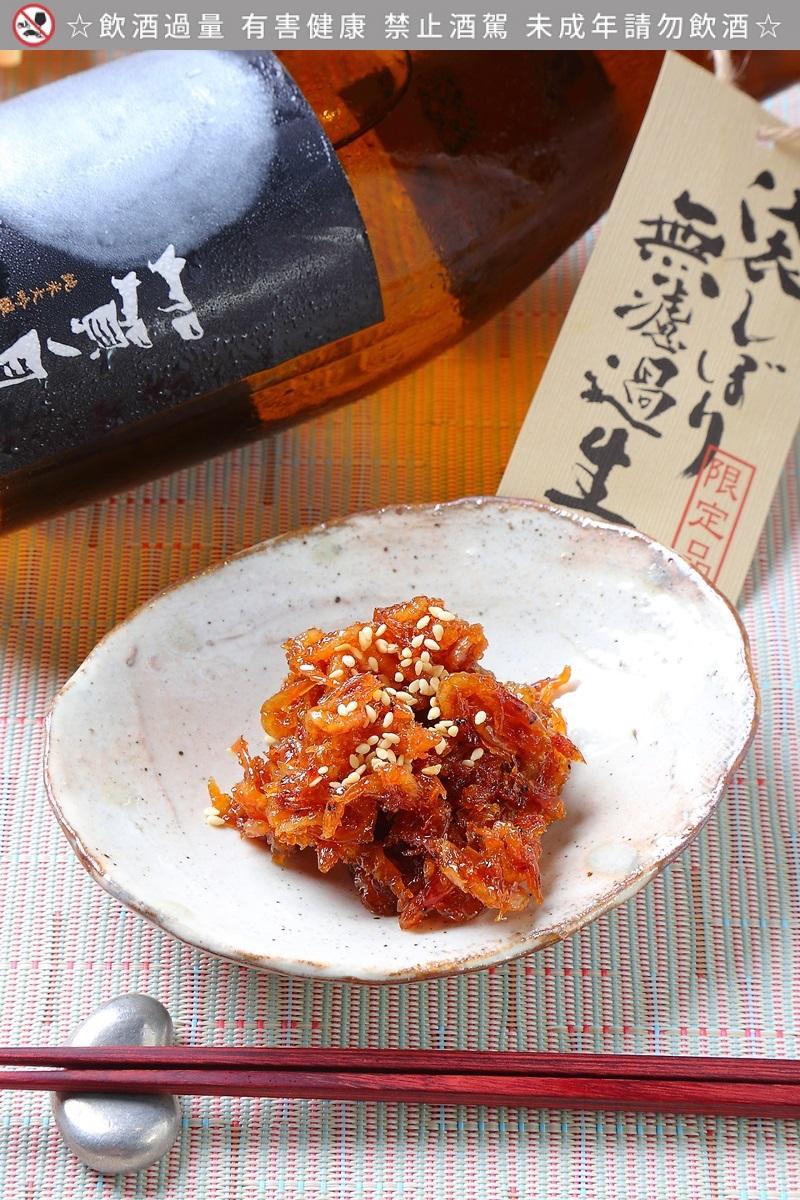 日式櫻花蝦佃煮