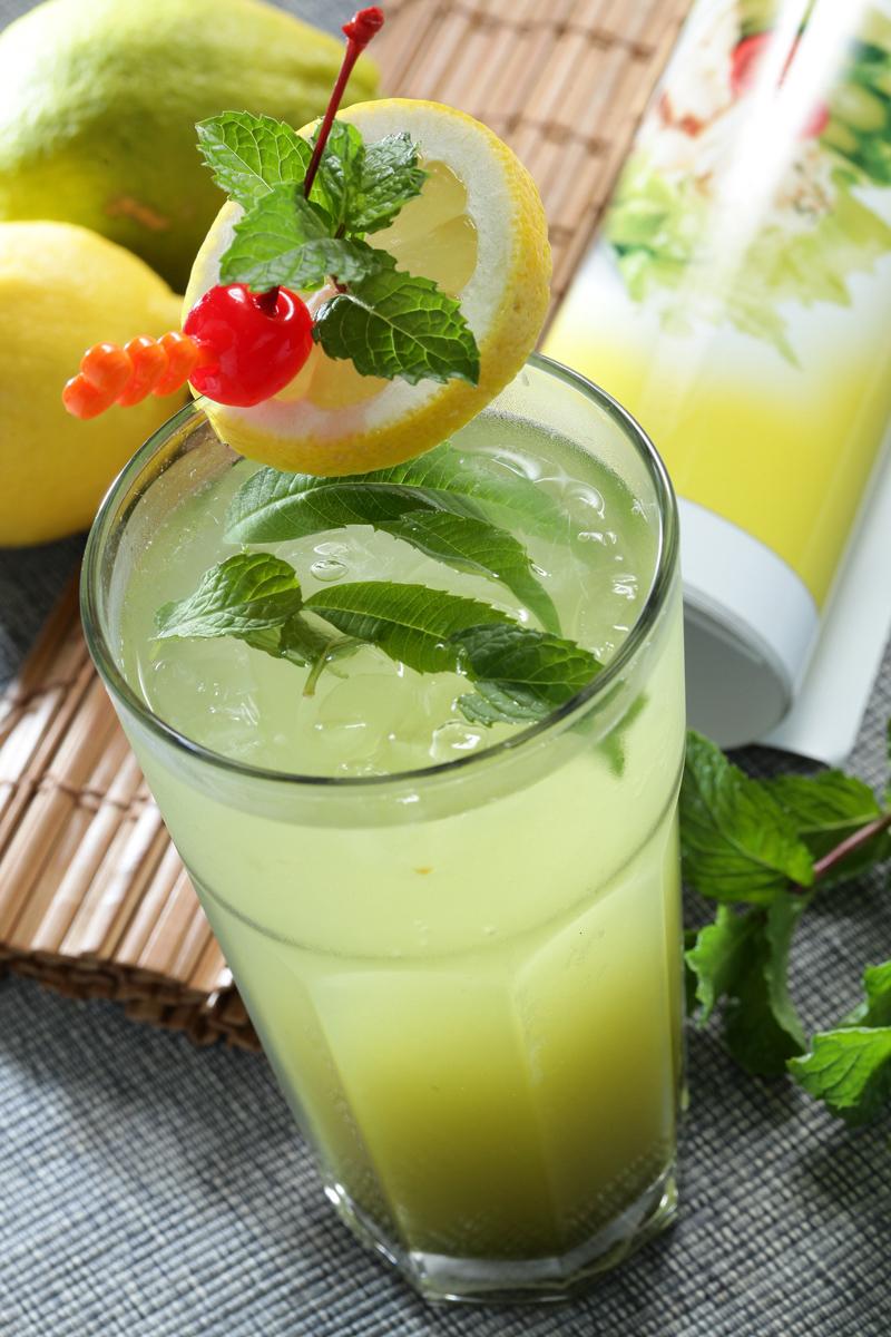檸檬蜜綠微醺