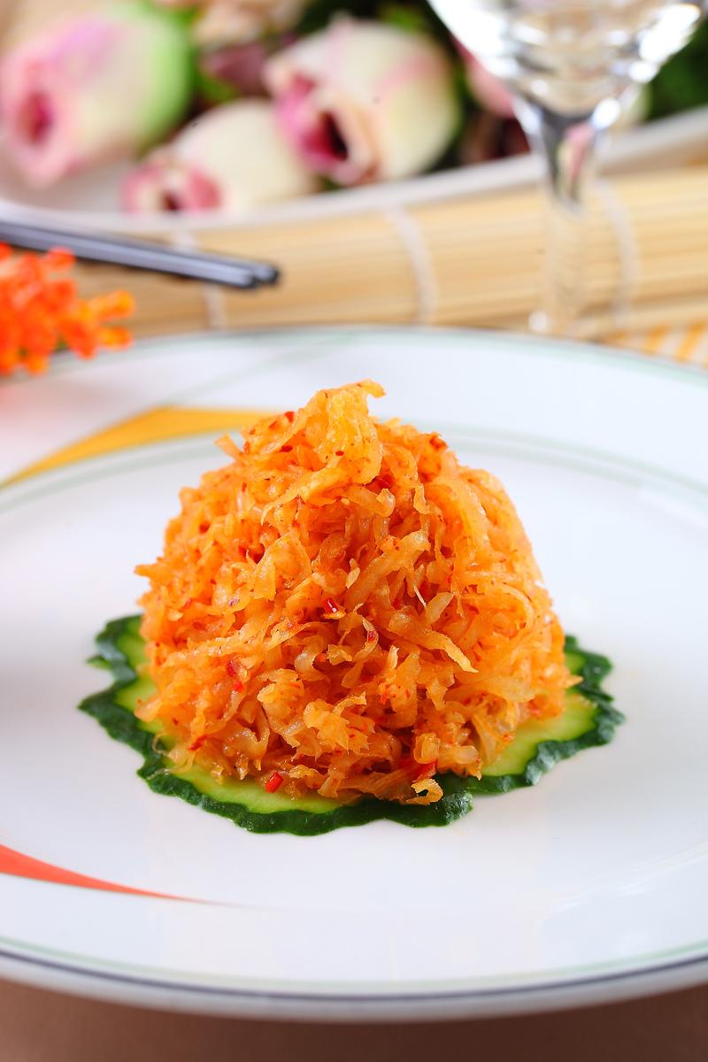韓式蘿蔔絲