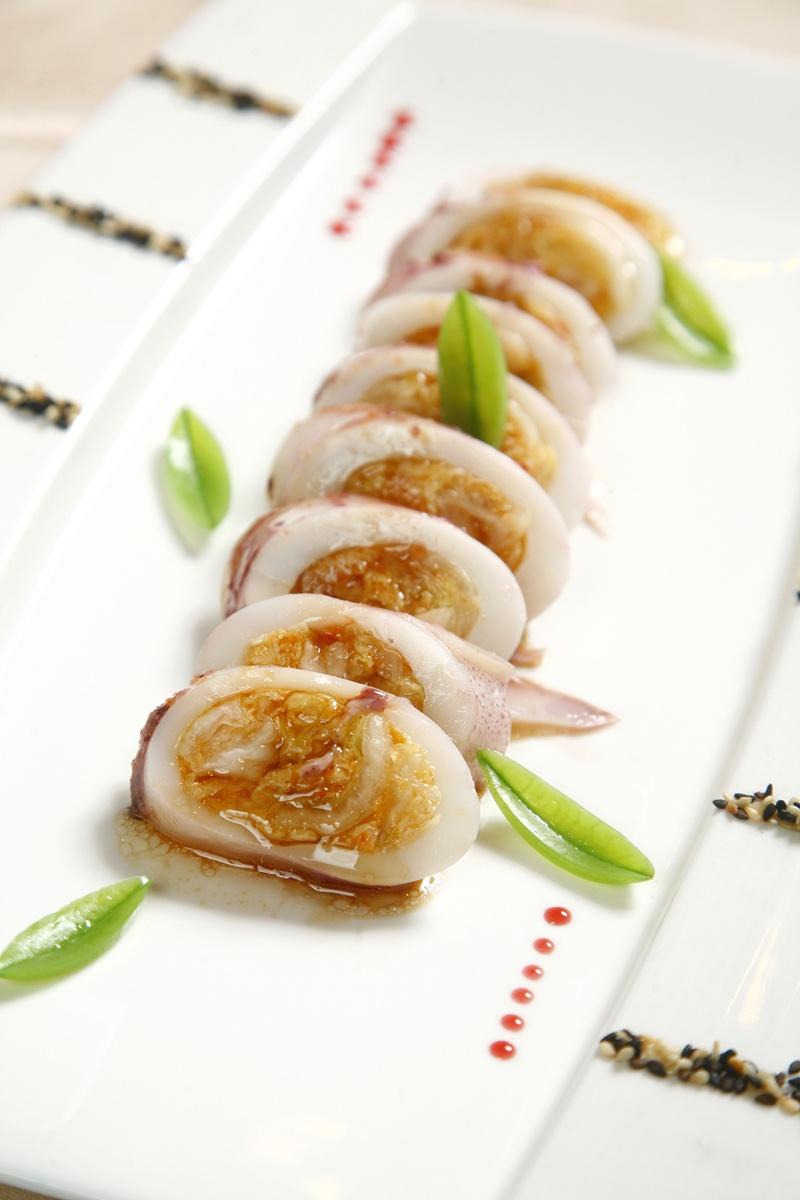 黃金泡菜鮮冰卷