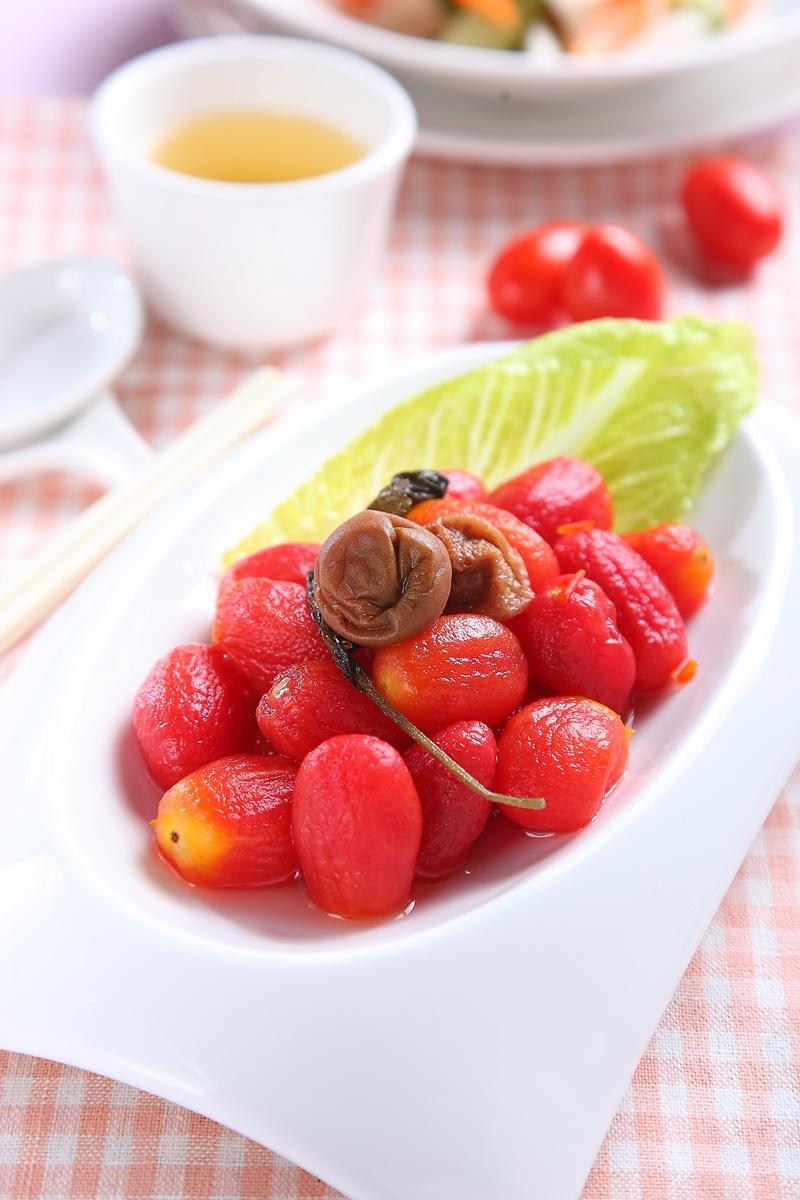 秘製剝皮小番茄