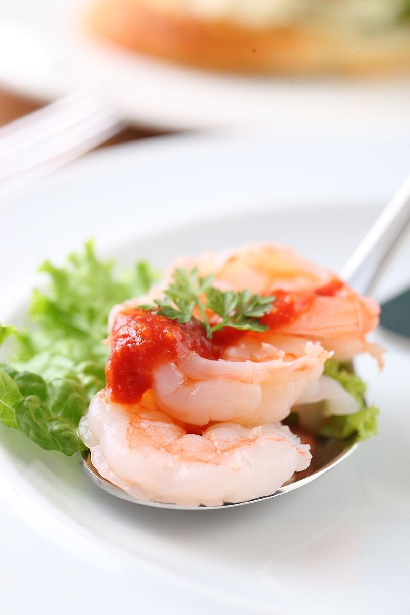 雞尾酒鮮蝦
