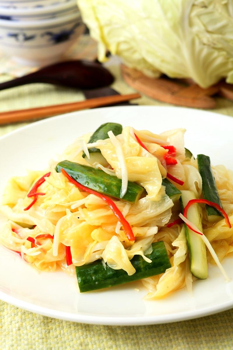 花椒高麗菜