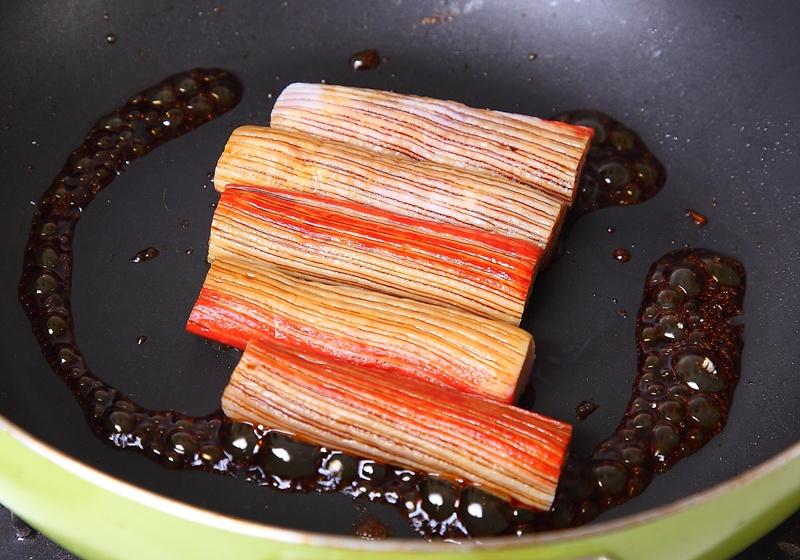 紅燒蟹味棒