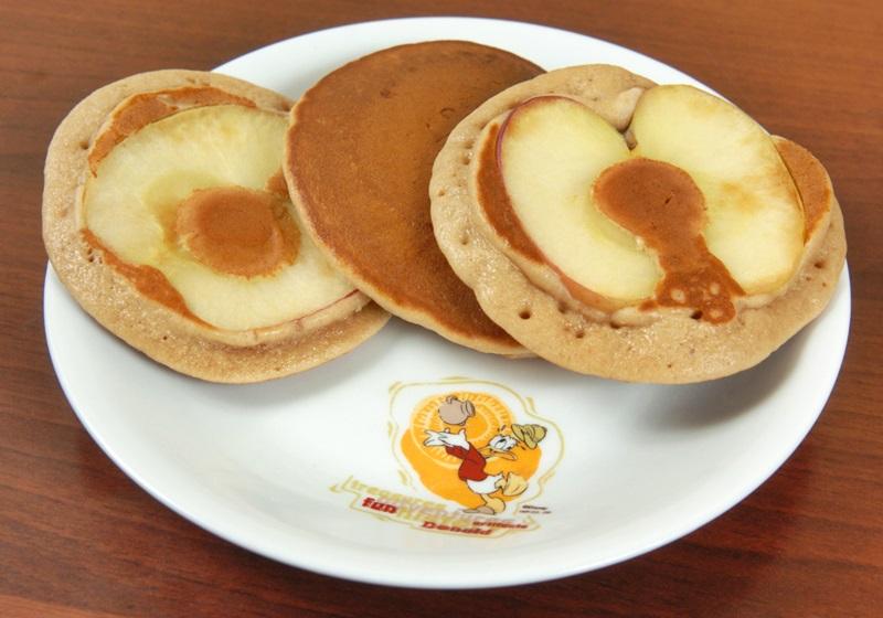蘋果奶茶銅鑼燒